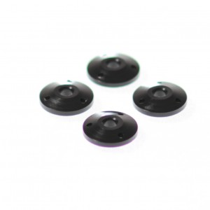 tapered pistons